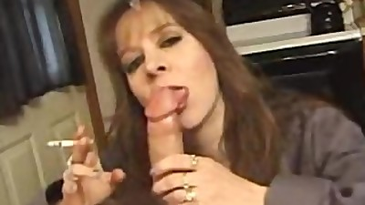 Mature smokey BJ1