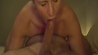 Cum running through nose my wife
