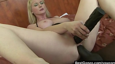 Experienced Slut Cannot Be Satiated