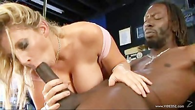Sara Jay - I Prefer Interracial