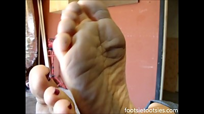 THICK PERFECT SOLES!!!! (a bit dirty)