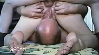 MMF 69 and anal