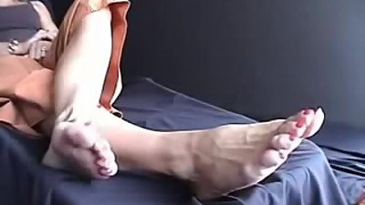 Sophia Mature Feet2