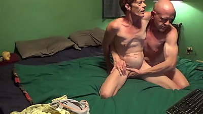 Couple First Night on Chaturbate..