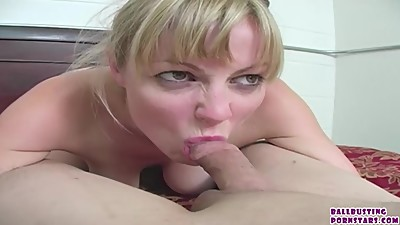 Adrianna Nicole gets fucked by her..