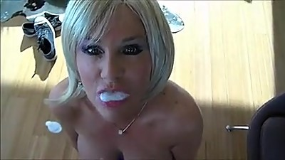 French Blonde Milf hot fuck