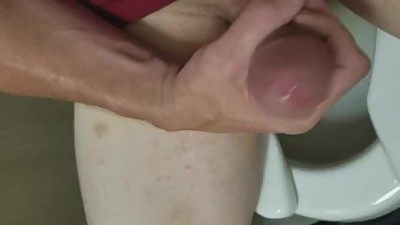 I shoot a huge load of hot cum in..