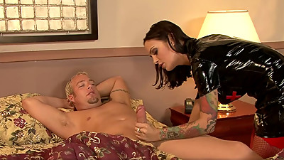 Uber Whore ANGELINA VALENTINE Gives..
