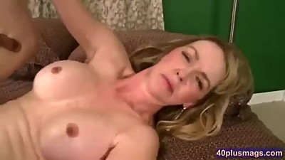 54year old gilf is insatiable for a bbc in her ass 8