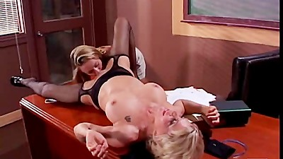Older Women & Younger Women #3, Scene 3