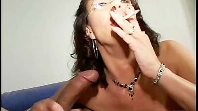 Cock Smoking Blow Jobs #5, Scene 8