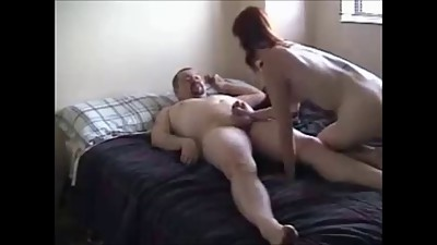 hot wife caught on hidden cam