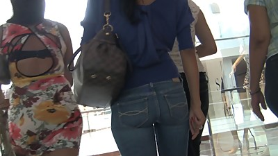 Small Tight MILF Ass in Jeans