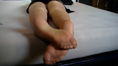 Sexy French Nylonfeet 9