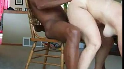 black guy fuck nice white milf