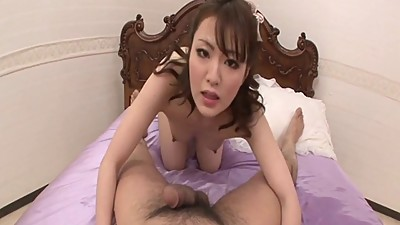 Big Breasted MILF Tomoka Sakurai Drips..
