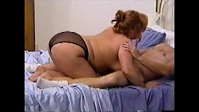 mature mama with huge boobs