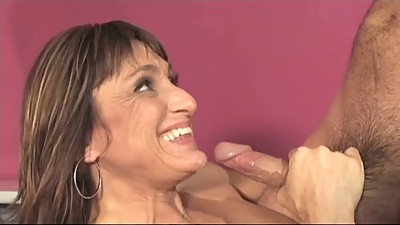 papa - Horny Mom Fucks Her Son's..