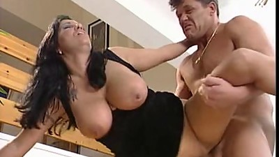 Hubby fucks his wifey Hilary Haley