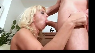 Milf Takes Care of Young Cock by TROC
