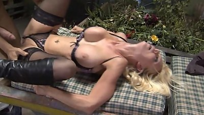 German Milf Vivi getting fucked hard!