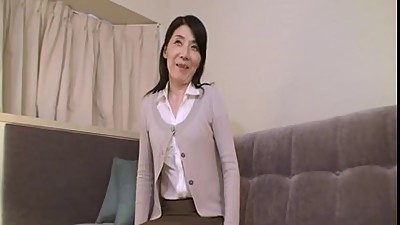 Sensative Nippled Japanese Milf Fucked..