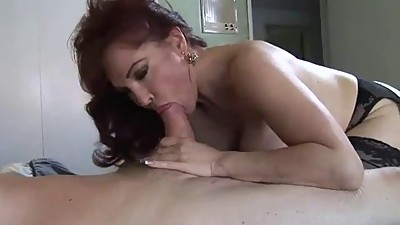 Vanessa Sucking And Fucking For Cum