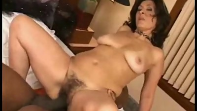 Latin mature fucked by BBC