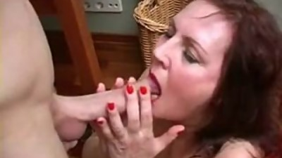 Russian MILF and guy - 35