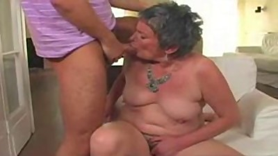 Mature woman and boy - 18