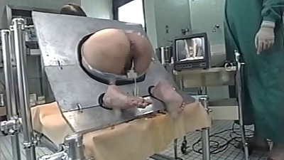 MILF Bound In A Machine