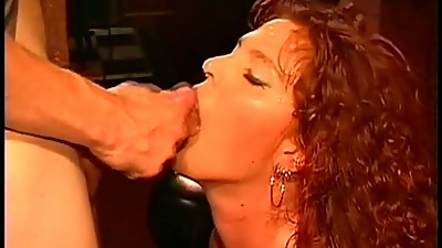 Beautiful dutch redhead  milf gets a..