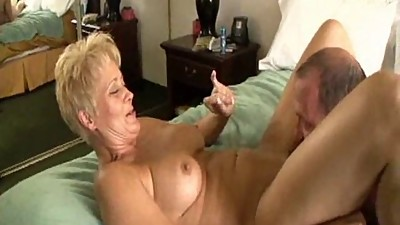 hot aged couple hot home video