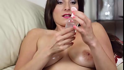 Hot Milf Oiling Tits JOI...Rm450