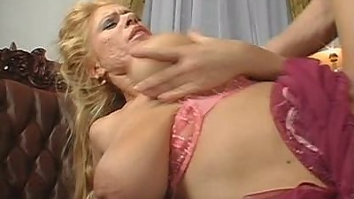 Milf boss with big tits