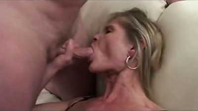 Very hot swinger matures