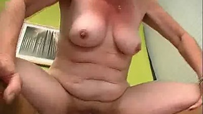 Chubby Mature Babe Fucked