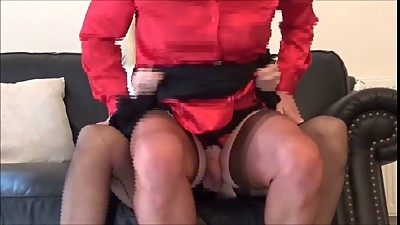 Angelica fucked on Madame C's lap
