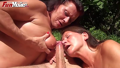 FUN MOVIES Amateur German Mature..