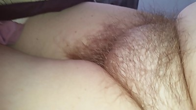 wifes soft hairy pussy mound &..