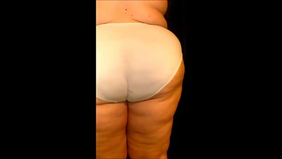 Milf fat ass worship