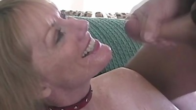 Amateur GMILF Blowjob Cocksucker