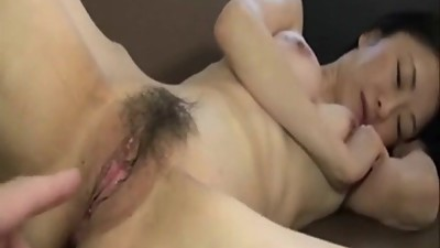 Asain Mature Fingered And Toyed