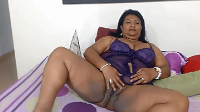 Mature Latina Showing Her Sweet..