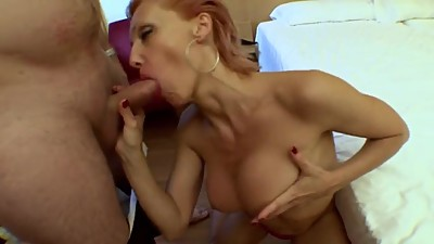 Porn casting hot spanish cougar