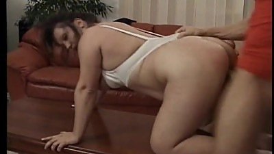 Tabea - Kinky Mature Brunette Fucks In..