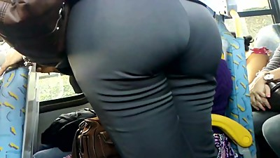 BOOTY ON THE BUS