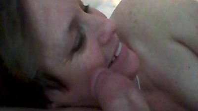 Cumming for her!