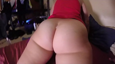 Hairy amateur wife quickie MILF fucking