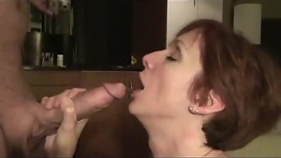 Cock sucking wife
